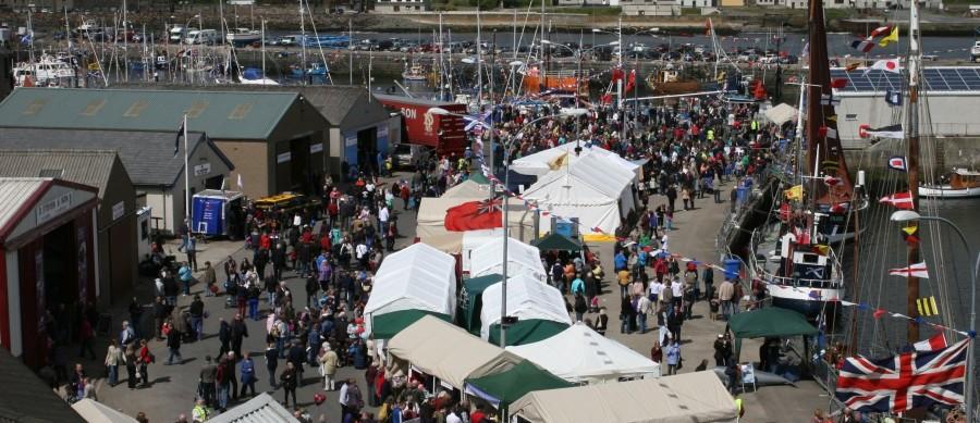 Wick Diamond Jubilee HarbourFest 2012 Project